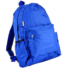 Classic Comfy Folding Travel Back Pack in Blue from Vaunt
