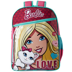 Delightful Barbie Love Bag in Pink and Blue Color