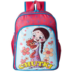 Fabulous Gift of Chutki Print School Bag