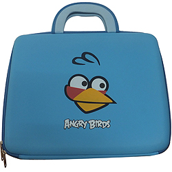 Fashionable Gift of Angry Bird Print Bag for Little Ones