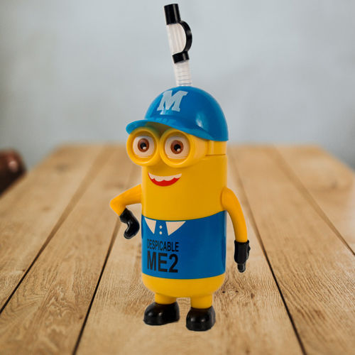 Outstanding Minions Sipper Bottle