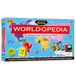 Beautiful Madzzle Worldopedia MadRat Games Brought to You by MadRat Games