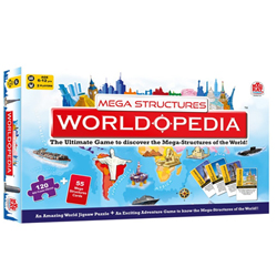 Creative Madzzle Worldopedia Megastructures Brought to You by MadRat Games