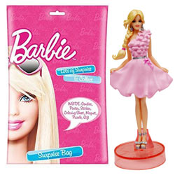 Classy Barbie Surprise Bag with Barbie Figurine for Sweet Young Ones