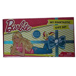 Spectacular Present of Barbie My Glam Kit for Children
