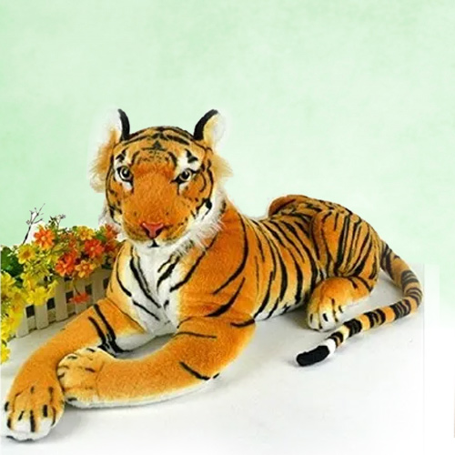 Huggable Tiger Soft Toy