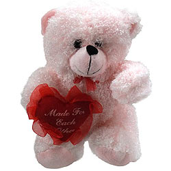 Exclusive Curly Bear with Essence of Romance