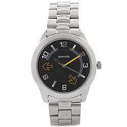 Enthralling Yuva Analog Watch from the House of Titan Sonata for Boys