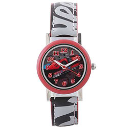Superb Multicoloured Hot Wheels Analog Kids Watch from Disney